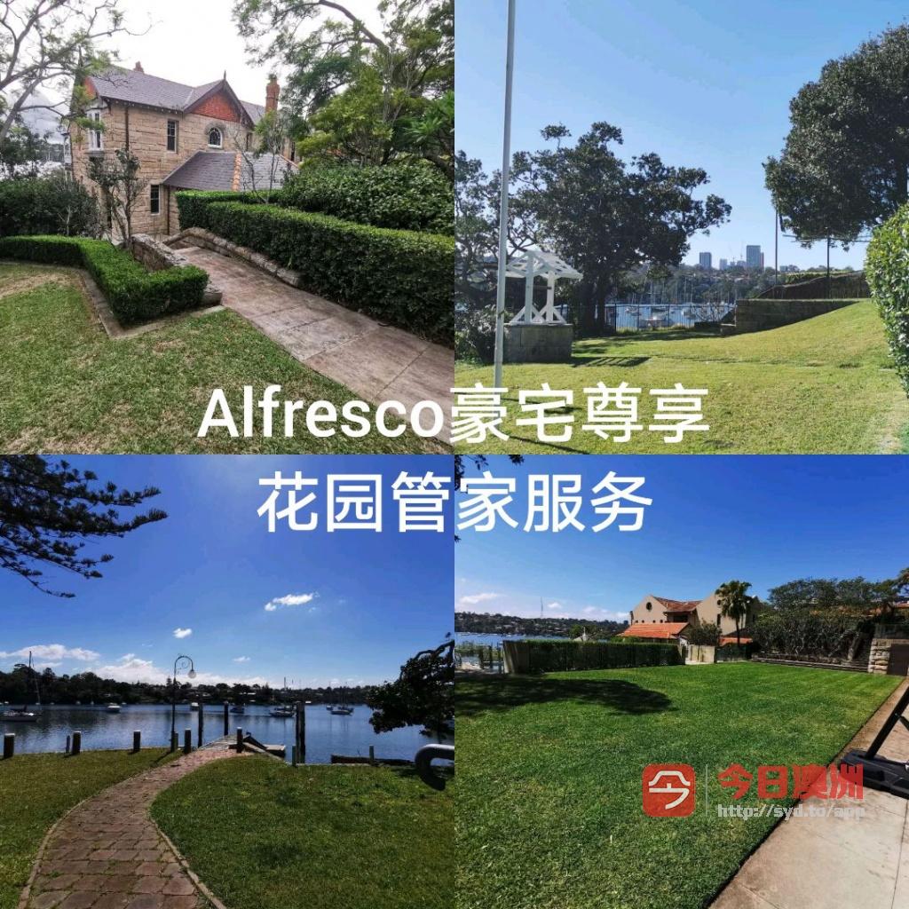 Alfresco专业团队推出庄园维护计划