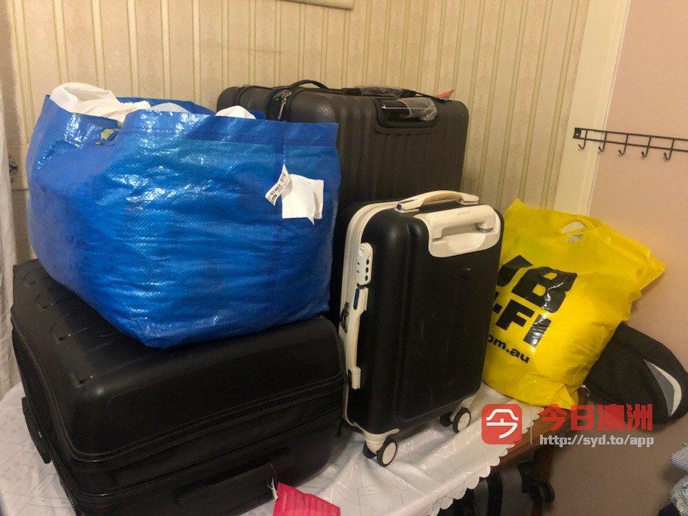 行李打包寄存退房清洁接送机小件搬运行李寄存垃圾清理墙面补洞退租清洁