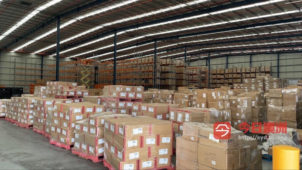悉尼最专业3PL 第三方仓    清关仓储配送包含小包裹