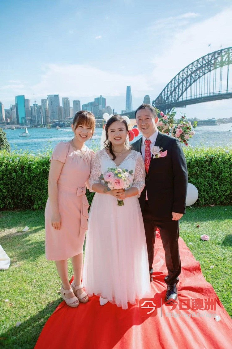 悉尼中英双语 婚姻注册 婚礼主持MC