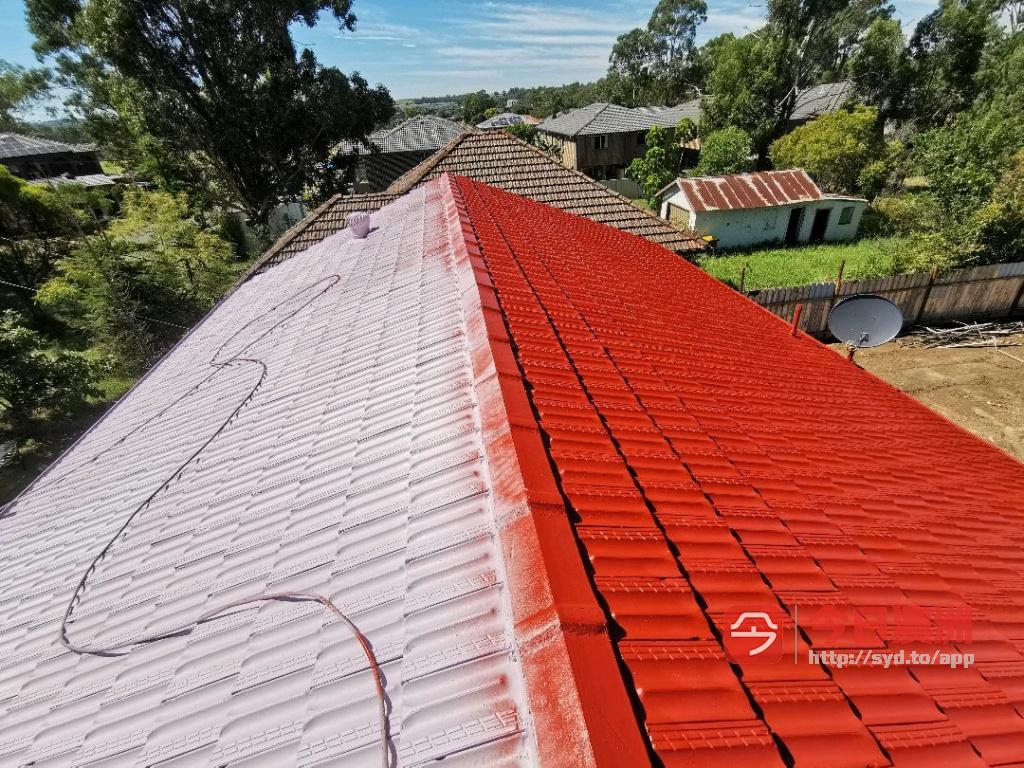 高压清洁 瓦片喷漆 房屋漏水 室内油漆