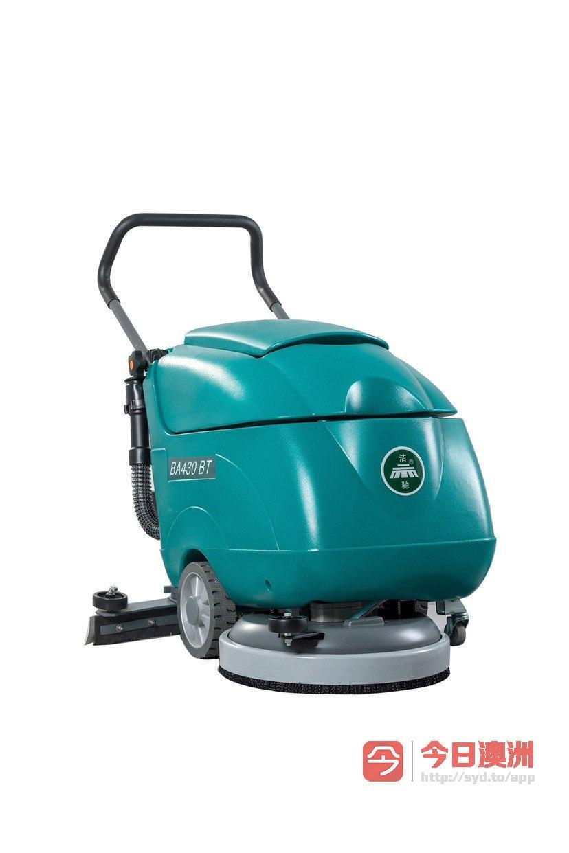 厂家直销全自动洗地吸干机扫地机