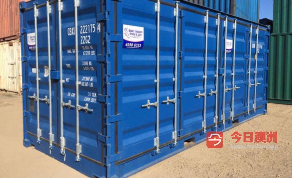 專業 集裝箱 卸貨櫃  裝貨櫃  搬家  人力支援