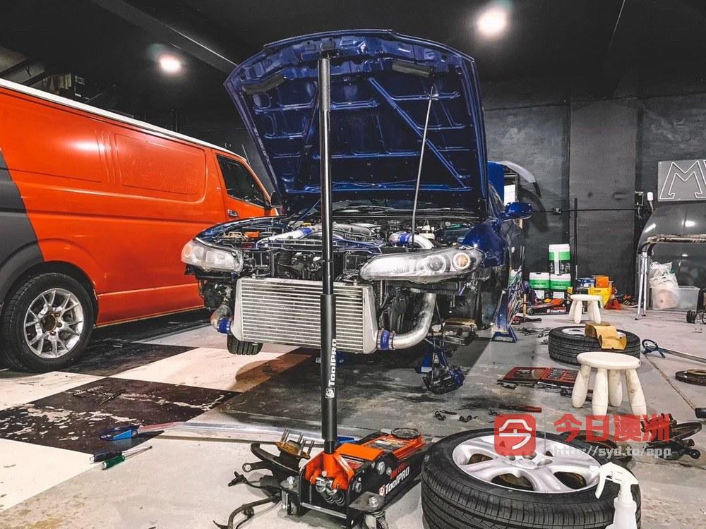 Seekers Powerbuild Motor Mechanic 上门修车 改装维修保养道路救援