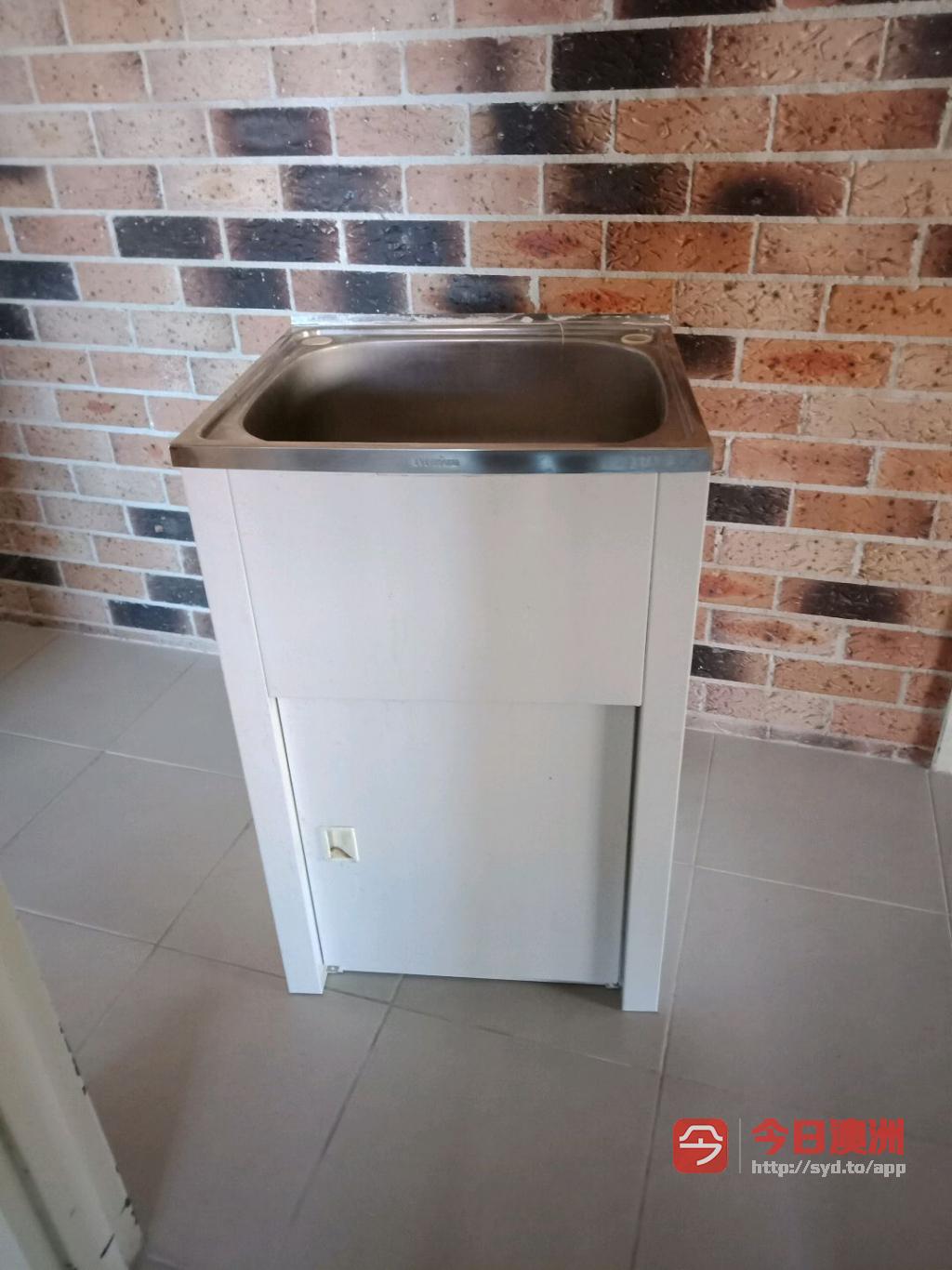 laundry  sink