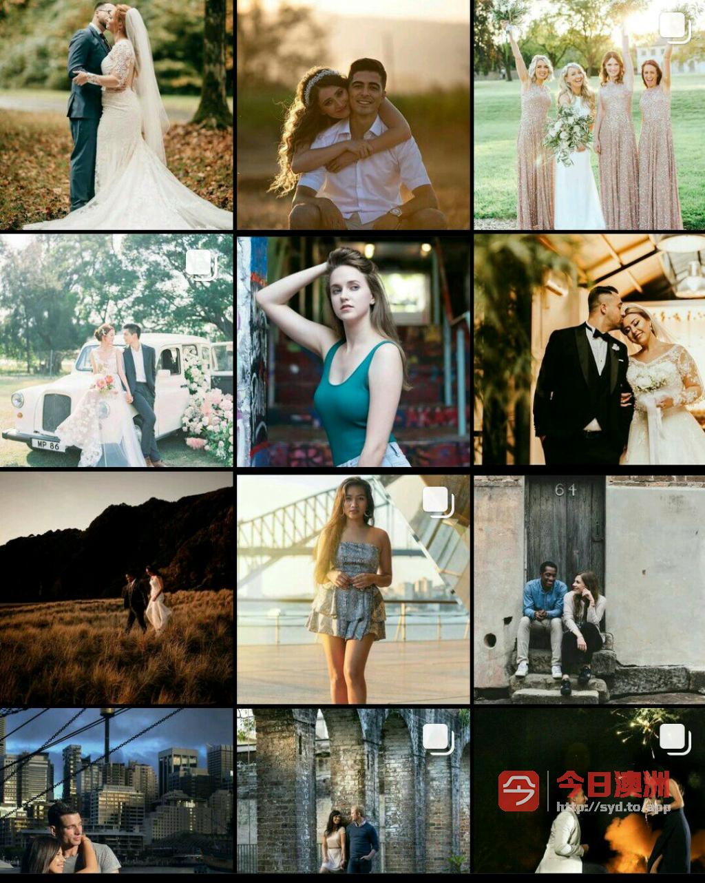 200 婚礼写真摄影