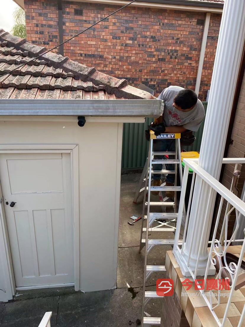 修理房屋 安装铁木围栏 砍树 刨树根 花园设计 疏通下水道