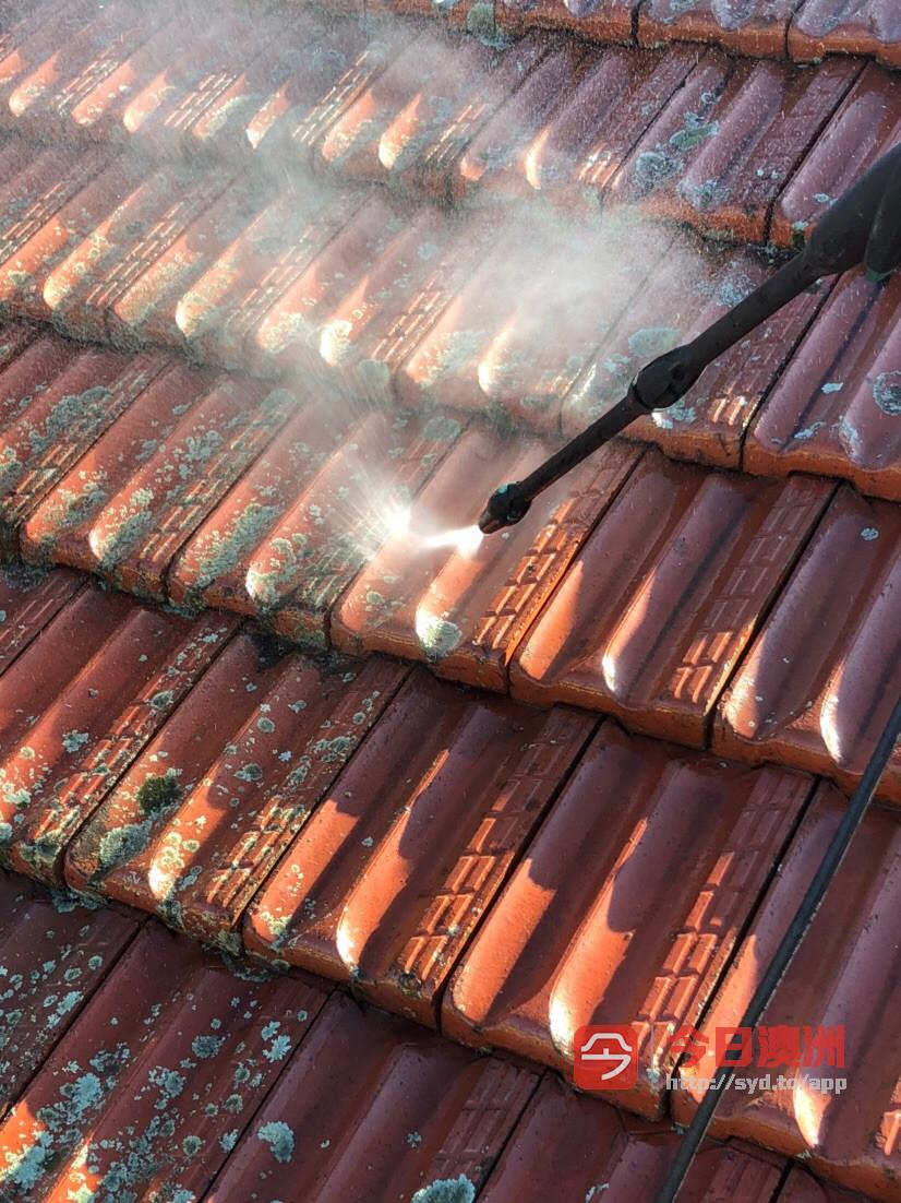 gutter 屋瓦 清理 清洗 維修