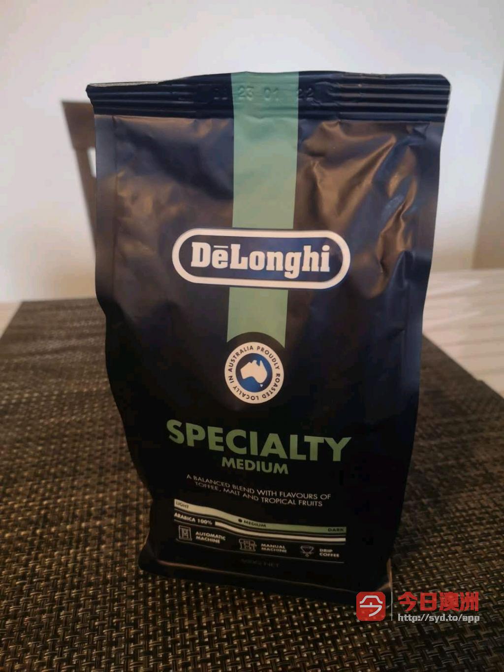 德龙咖啡豆