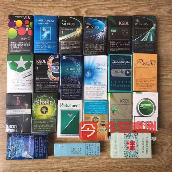 韓國直郵正品香煙品質保證七星百樂門愛喜奶油數量有限天天現貨