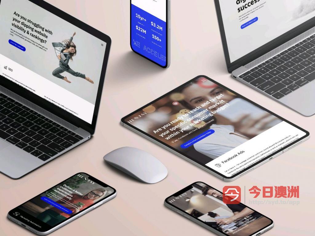 高端电商或企业网站 线上广告投放 一站式数字化营销专家