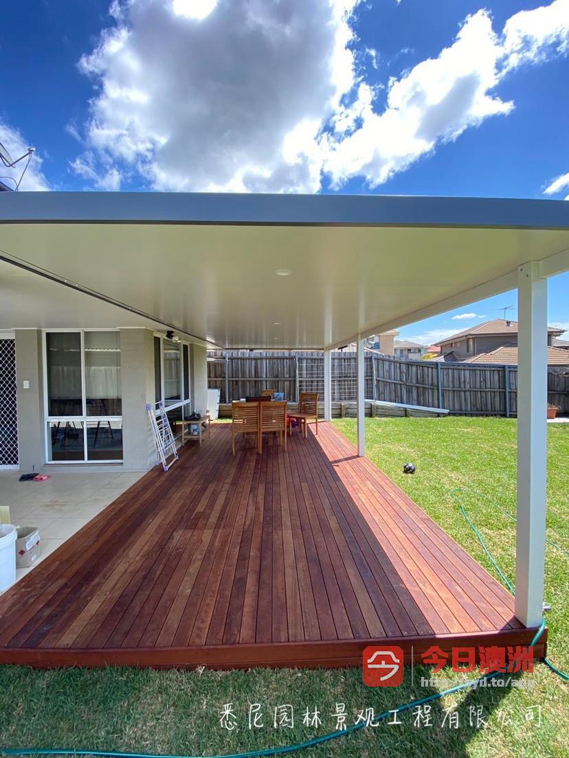 悉尼专业园林庭院修剪服务  工程设计施工 Concreting and Landscaping