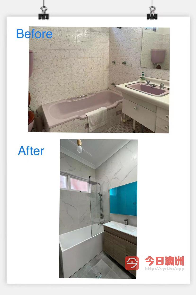 专业为您提供旧房翻新 厨房卫浴翻新 店铺办公室装修