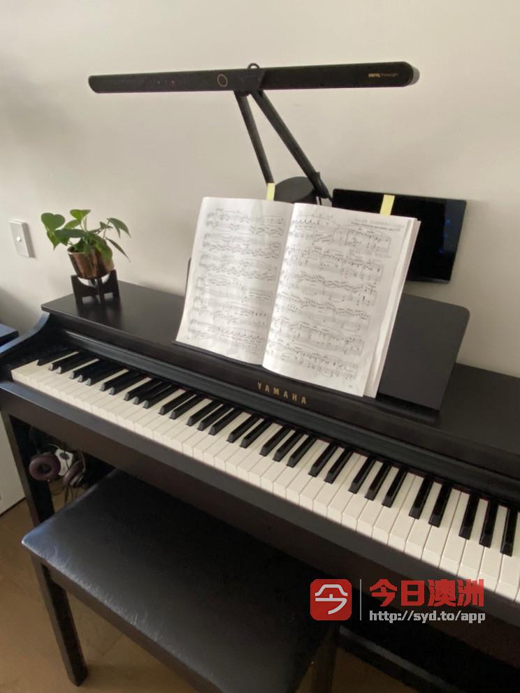 City及东区钢琴陪练