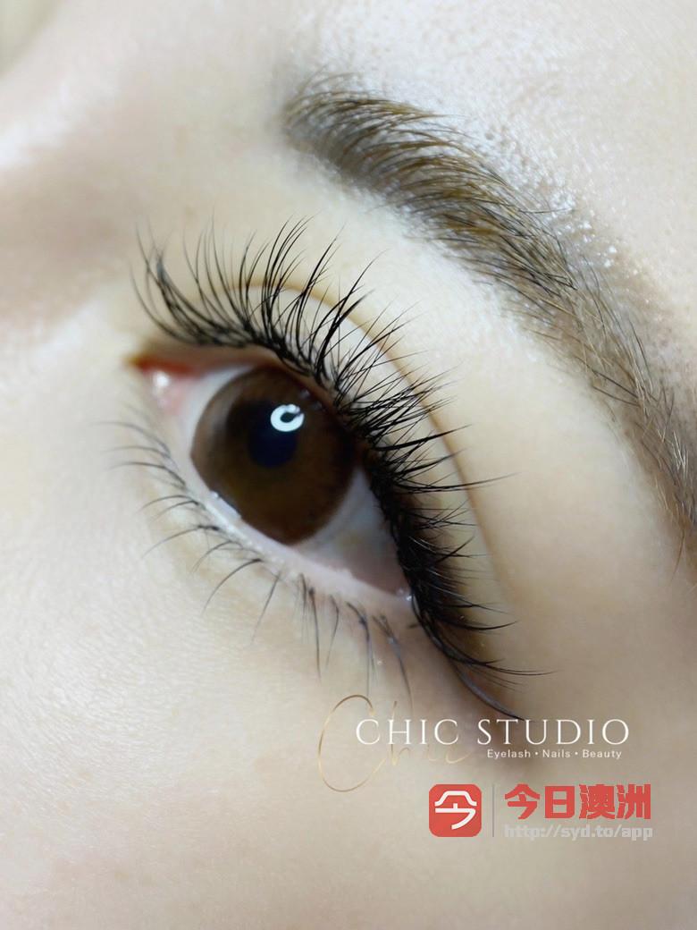 Chic studio 美睫馆关于睫毛的一切