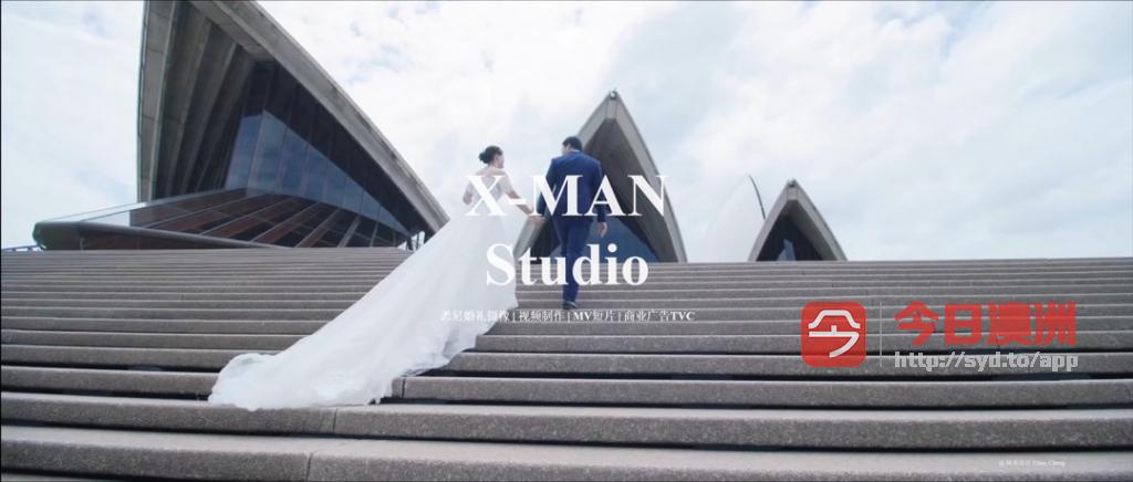 悉尼视频制作 婚礼摄像 MV 微电影 Sydney wedding videography