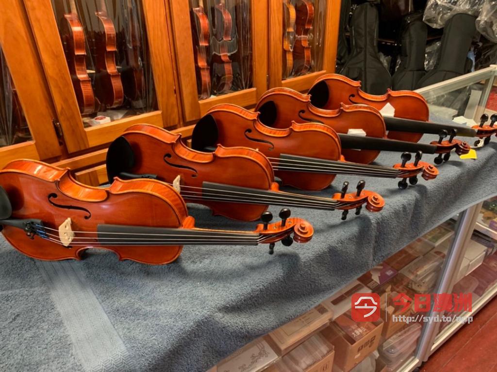 提琴销售和教学钢琴调音